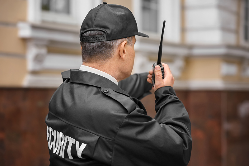 How To Be A Security Guard Uk in Glasgow City of Glasgow
