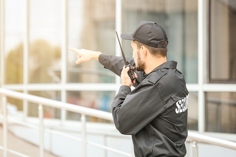 Security Guard Hiring in Glasgow City of Glasgow